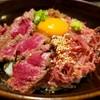 焼肉 腰塚 - 料理写真:三昧丼