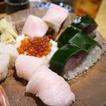 黒尊 - お寿司です☆ 2019-0226訪問