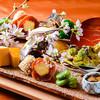 Oryourifurukawa - 料理写真:八寸