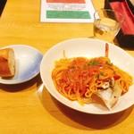 Bacaro Hiro - ワタリガニのパスタ