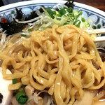 麺屋 極一 - サンマー麺デラックス