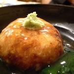 10288643 - 雲丹と里芋の饅頭