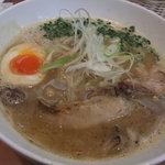 麺屋 直 - 濃厚醤油850