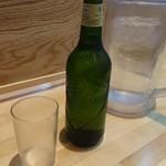 麺ファクトリー ジョーズ - ハートランドビール(*´ー`*)
