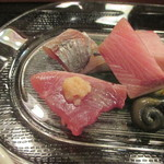 102881885 - 「刺身定食」(1,300円)