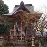 出石 城山ガーデン - お城横の神社?