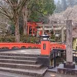 出石 城山ガーデン - 稲荷神社♪