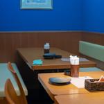 タンドールバル カマル2号 - 2019.3 テーブル席