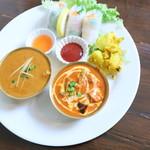スバカマナ - 料理写真:アジアンランチ