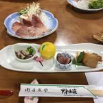 大平山荘 - 前菜