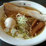 102891813 - 「いつものヤツ(レギュラー)&煮卵トッピング」850円