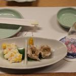 庄や - 料理写真:【コース】お通し(?)