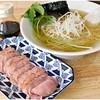 中華そば ユー リー - 料理写真:鴨そば(塩) 980円 独特の風味を持った鴨出汁ラーメンです。