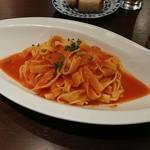 イタリアンレストラン&バー BARDI - ランチのアラビアータです
