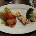 イタリアンレストラン&バー BARDI - ランチ