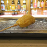 串揚げ 和が家 - 牡蠣 広島