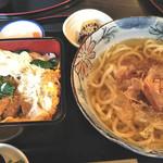 大菊 - かつ丼