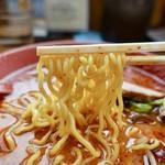 麺屋 海嵐 - [2019/02]辛味噌(780円+税)