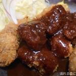 牛カツ 京都勝牛 - ひとくちデミグラス牛カツ
