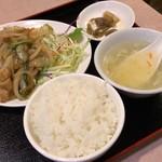 華豊 - 生姜焼き