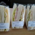 MY - サンドイッチ各種