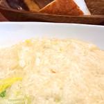 102905199 - 真鱈と白菜のクリームリゾット