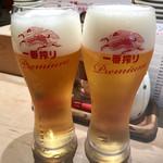たつ郎寿司 - ドリンク写真: