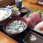 浜めし - 刺身定食900円