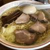 中華そば さとう - 料理写真:はじ焼豚そば(大)味玉 950円
