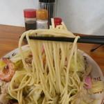 大空食堂 - 麺は細目