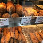 大野屋牛肉店 - ディスプレイ│【スコッチエッグ@350円】を購入