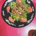 中国料理 末広 - 料理写真:きくらげのごま油和え