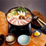 金太郎 - 寒い冬にはしし鍋で温まりませんか