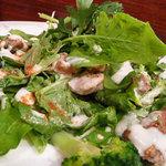 デニーロ - チキンとルッコラのサラダ