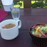 カフェグリーングリーン -