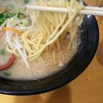 無極 - セレクトした太麺