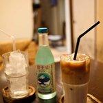 晴耕雨読 - 料理写真:SHOP&CAFE晴耕雨読 ドリンク