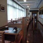 10293119 - 館内レストラン内は座敷・堀コタツあり