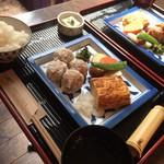 102930951 - 焼売定食