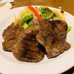 蔵元居酒屋 清龍 - 牛タン焼き
