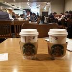 スターバックスコーヒー - ドリンク写真:スターバックスラテTall:399円