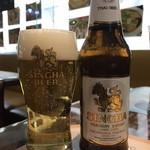 Faa Thai - とりあえずシンハービール