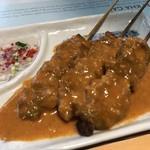 Faa Thai - サテー串焼き