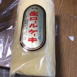 みよし乃製菓舗 - 紙包装を取った状態 1本 1270円