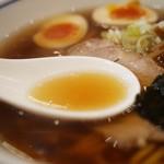 好日 - 無化調スープ