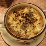 カフェ プリマヴェーラ - オニオンスープ