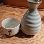 102937218 - 熱燗  梅錦  本醸造