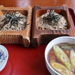 手打そば処 木鉢 - 料理写真:
