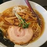 双麺 - 双麺らーめん(醤油)(750円)