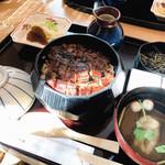 hitsumabushinagoyabinchou - パカっとオープン!